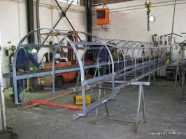 Realizzazione di scale metalliche di qualsiasi tipo con relativa posa in opera